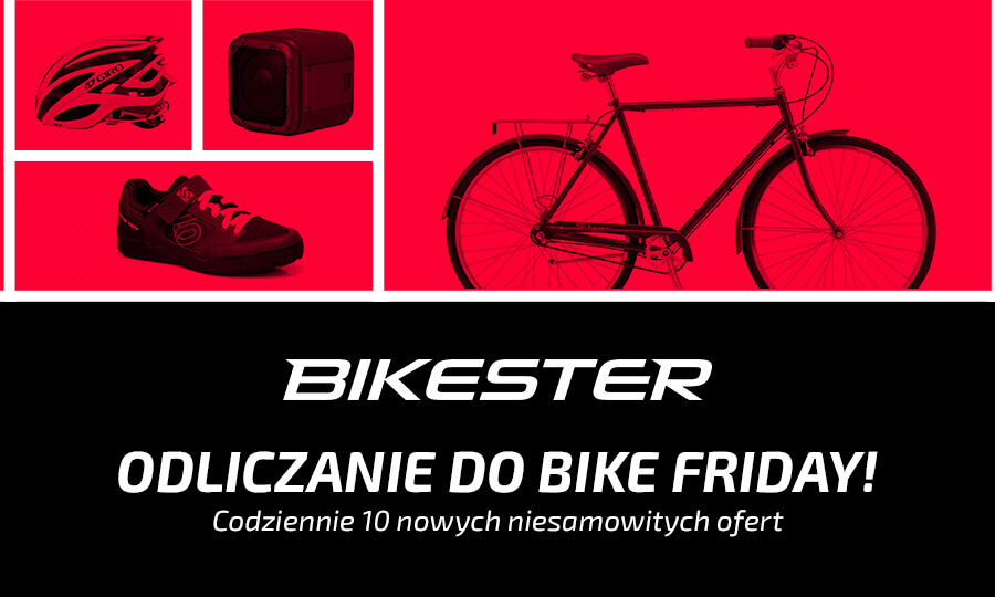 Black Friday 2017 Bikester