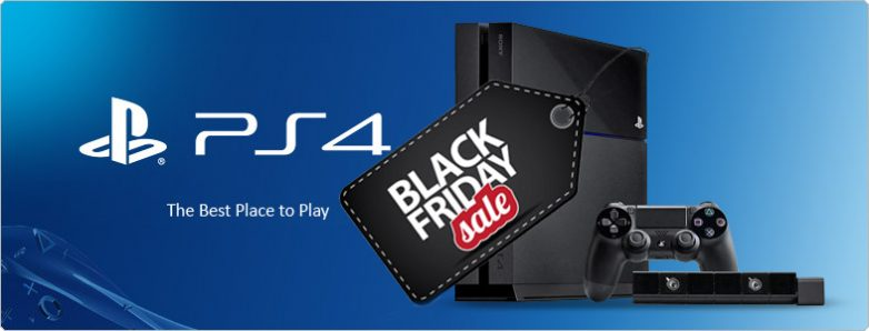 Black Friday 2018 - PlayStation sale